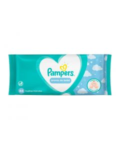 Pampers Wipes Aroma Bebé 12 Unidades