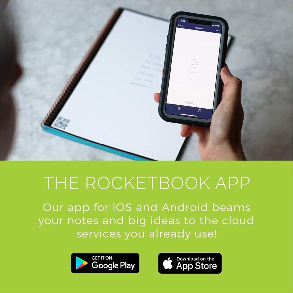 App Rocketbook